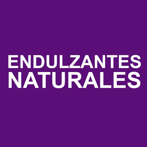 Endulzantes naturales